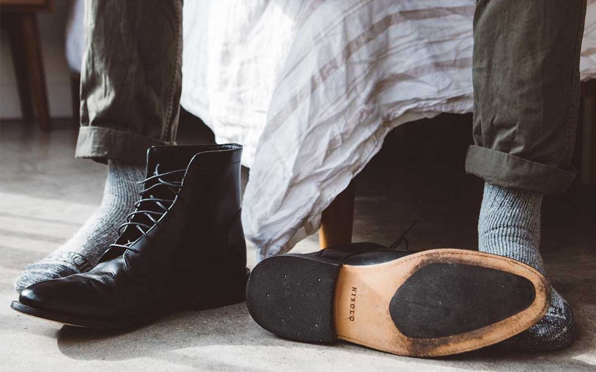 Send in Your Old Kicks, Get $30 Off a Pair of These Leather Beauts