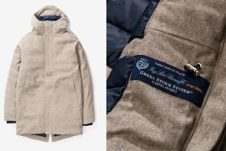 'Waterproof Wool' Is a Thing, and These Jackets Are Made of It