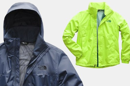 It's Rain Jacket Season, and One of the Best Is Under $60