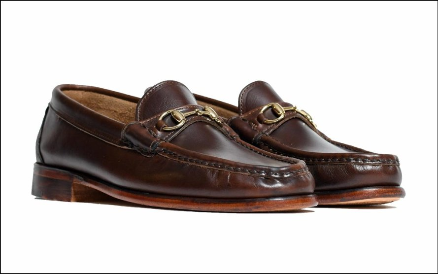 2cbe21cd52c Our opinion  every gent should own a pair of horsebit loafers. They re the  perfect intersection of casual and elevated