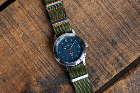 Oak & Oscar's Fourth Release Is the Ideal First Luxury Watch