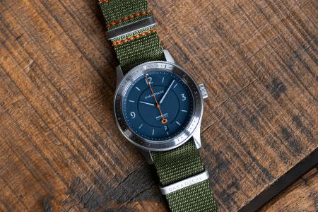 Oak & Oscar's Fourth Release Is the Ideal First Luxury Watch