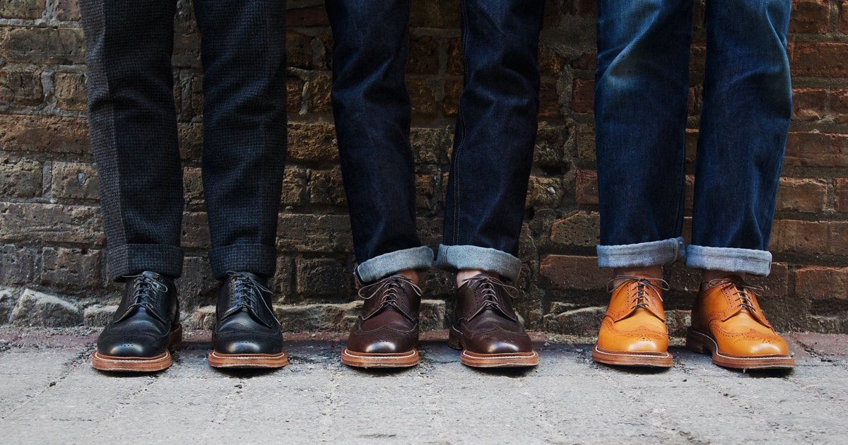 939cb30d01f Oak Street Bootmakers End of Season Sale - InsideHook
