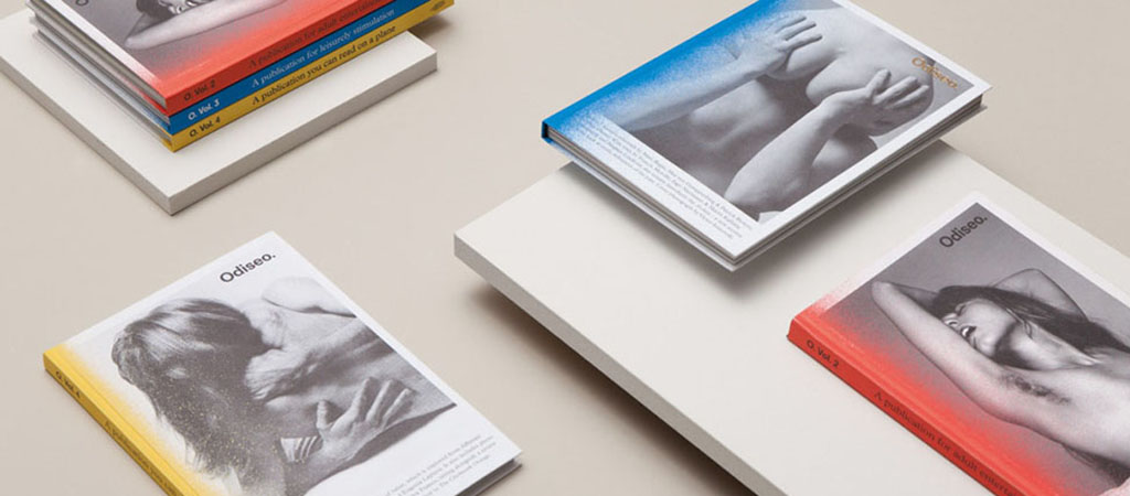 Odiseo Barcelona Nude Magazine
