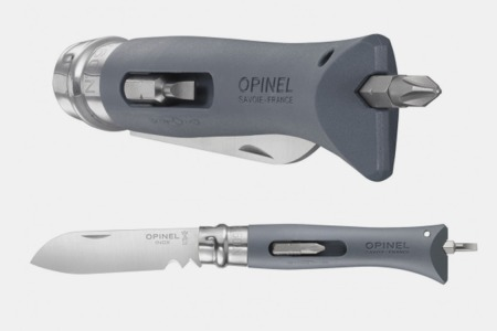 Opinel Reimagines the Multi-Tool, Ditches All That Extra Junk You Don't Use