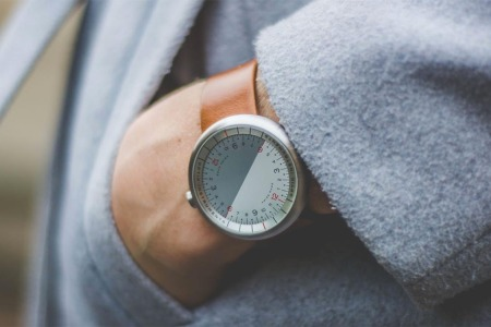 The Horizon Watch Aims to Reinvent the Way We Tell Time