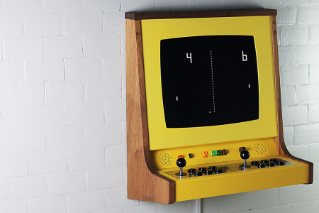 Love Hultén's Latest Retro Gaming Console Might Be His Masterpiece