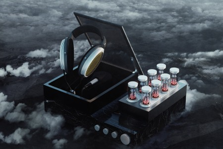 Tune Out the World with These $55K Headphones