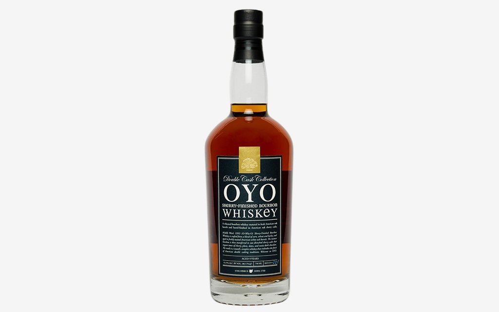 OYO Sherry-Finished Bourbon