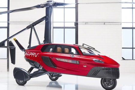 The First Functional 'Flying Car' Is Ready for Delivery, Allegedly
