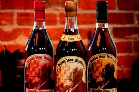 Pappy Van Winkle to Destroy Seized Bottles, Make Grown Men Cry
