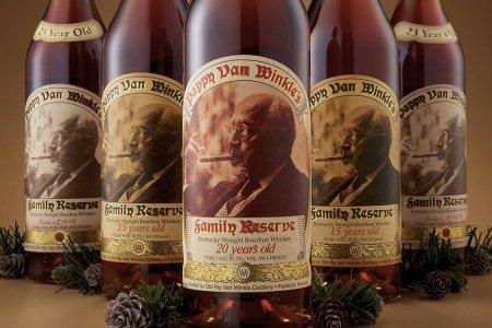 Huckberry Is Giving Away Five Bottles of Pappy