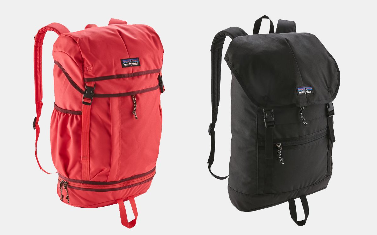 These $79 Patagonia Packs Are Made of 100% Recycled Materials