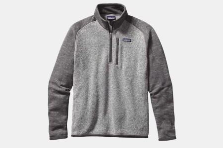 Patagonia's Aptly Named Better Sweater Is $30 Off. Don't Wait.