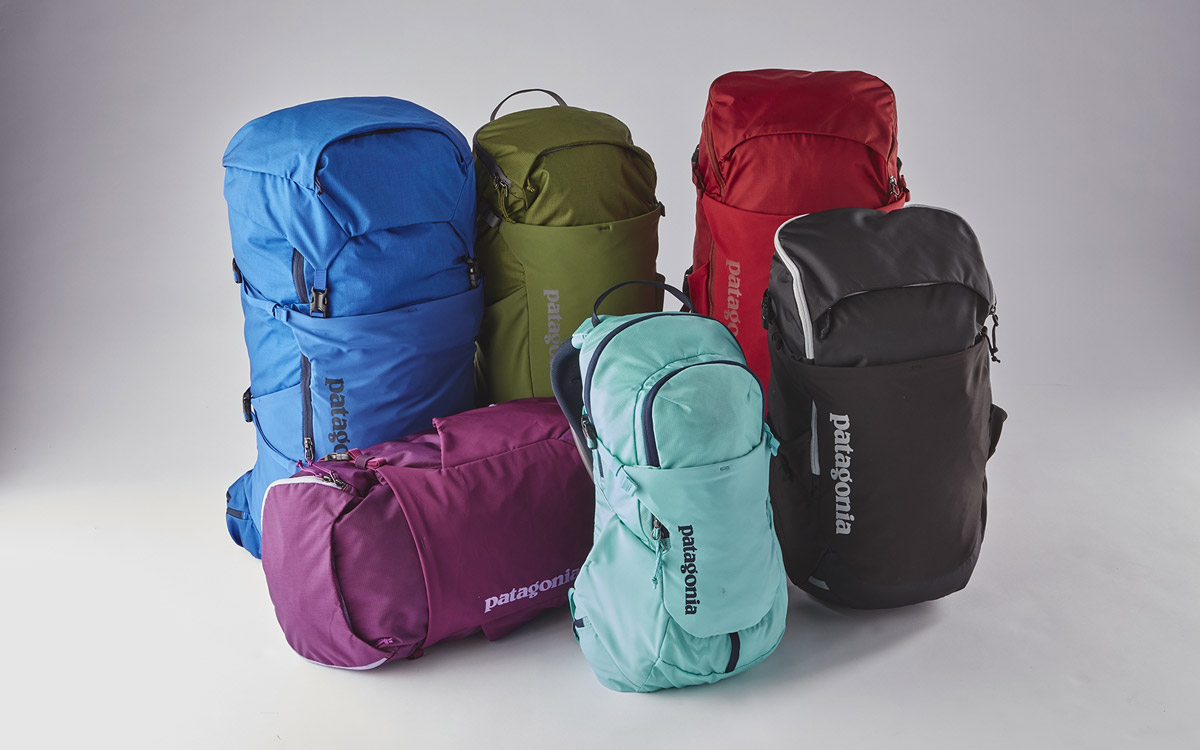 Patagonia's New Daypacks Bring a Streamlined Look to the Trail
