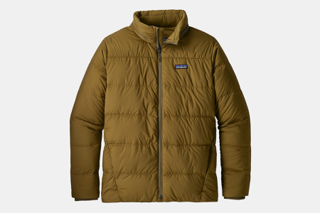 Rejoice: Patagonia Releases a Collection of 'Silent' Down Jackets