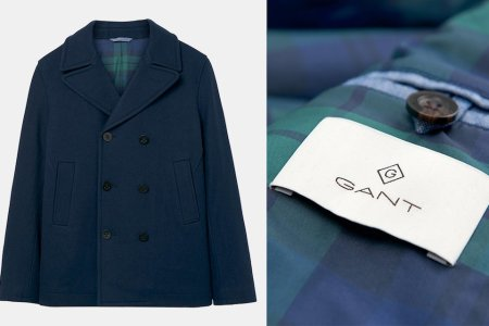 Who Wants $250 Off This Classic American Peacoat?