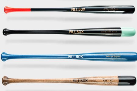 Pillbox Bat Co. Player Bats