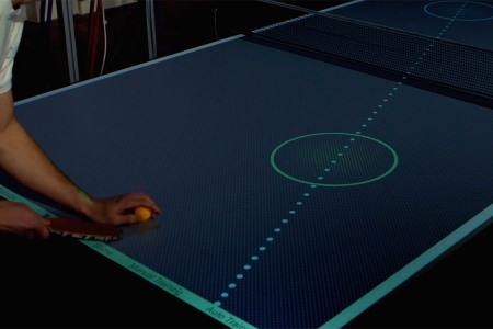 Sci-Fi Ping-Pong Coach Will Make a Forrest Gump of You Yet