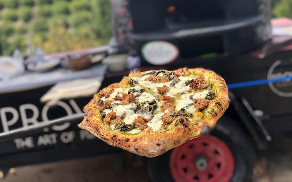 California Pizza Festival