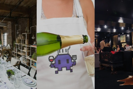 Lies, Secrets and One Seriously Epic Supper Club