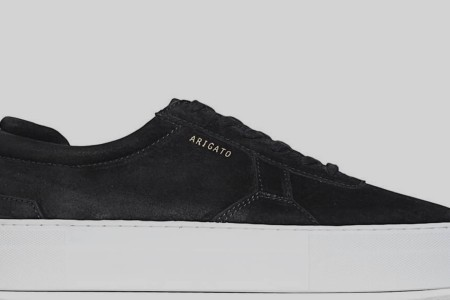 Platform Sneakers Have Room For Feet, No Fish