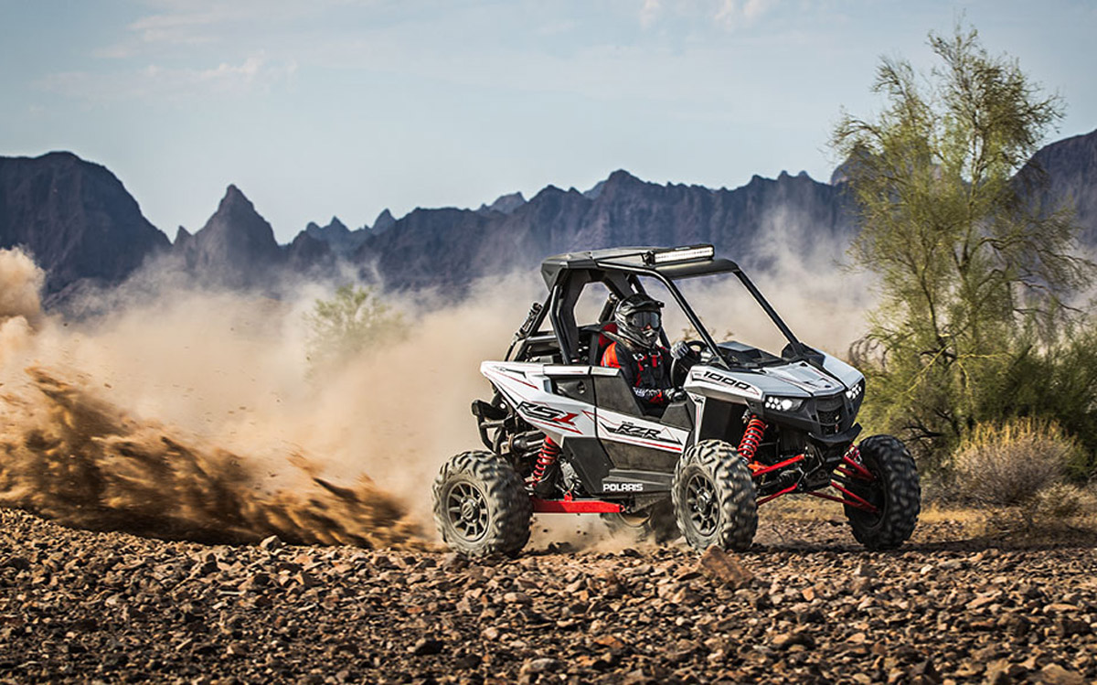This Mighty Adventure Off-Roader Is a Joy Ride for One