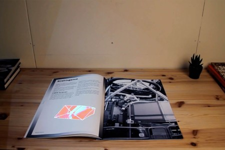 How to Make a 3-D Pop-Up Book: Augmented Reality Edition