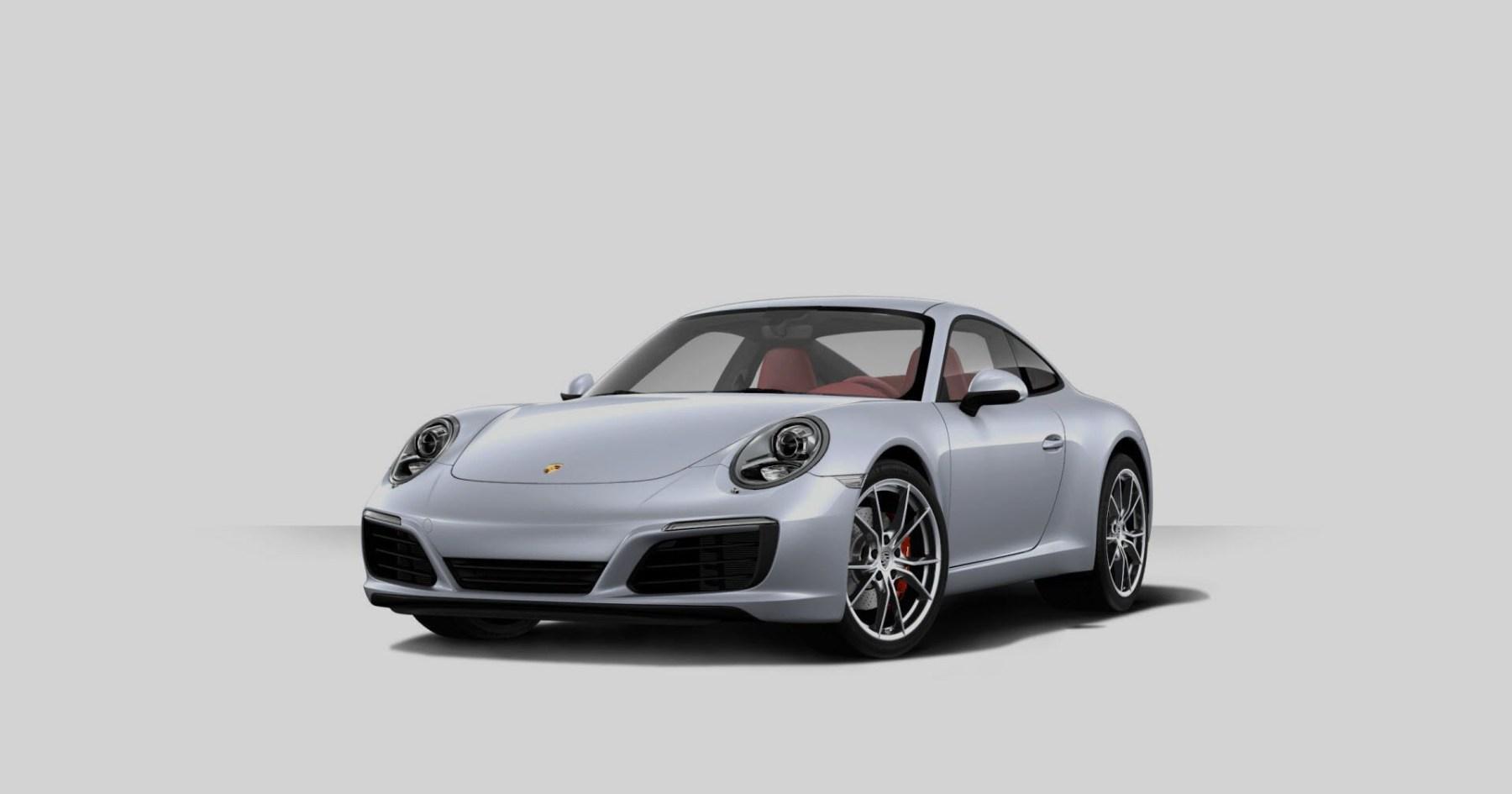 Customize Your Own Car Online >> Build A Custom Porsche 911 R Online On Porsche S Website Insidehook