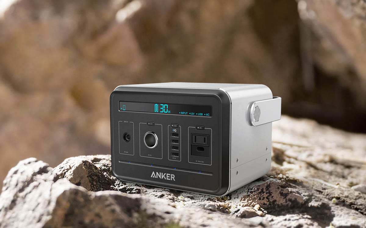 Back to Camping? You'll Want This Portable Generator.