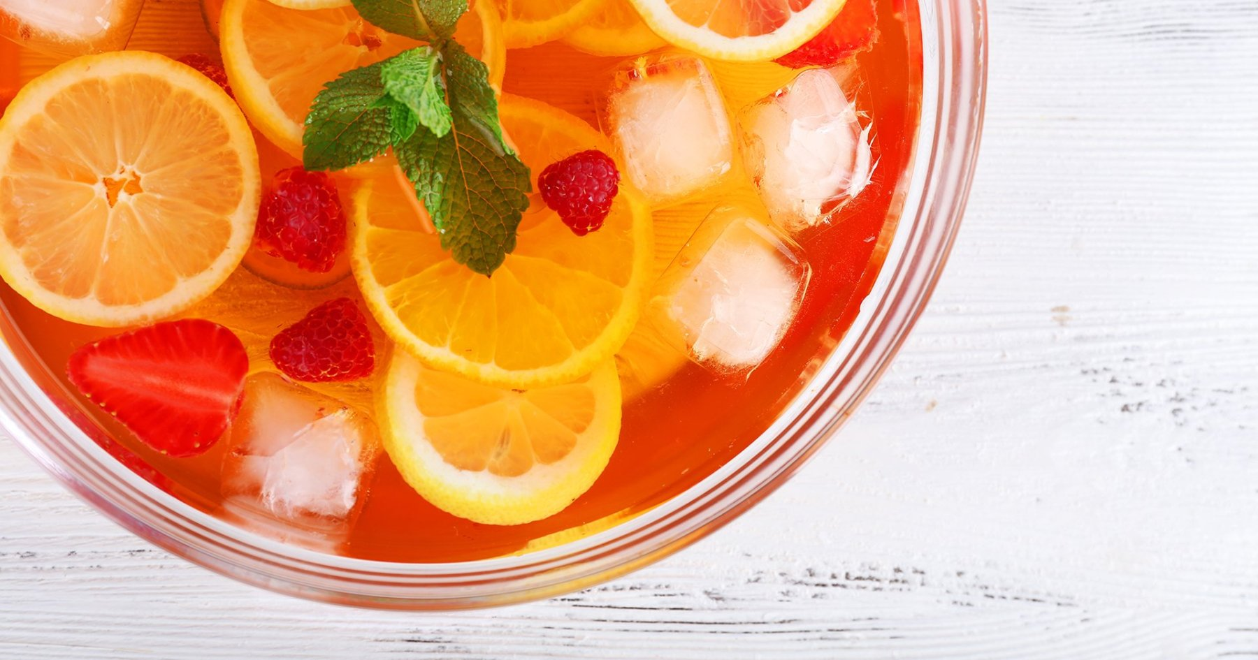 A Summer Punch Recipe for Every Style of Boozehound