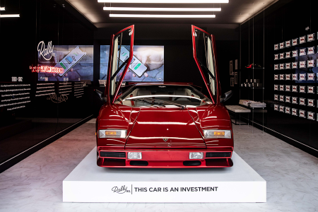 Oh Look, It's a Classic-Car Garage for Investors