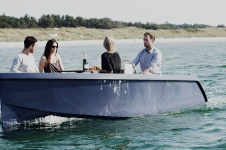$10k Picnic Table Looks, Functions Eerily Similar to a Boat