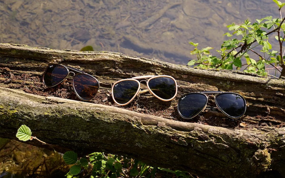 5fc341e36c Ray-Ban s Super-Rare Outdoorsman Shades Are Only Available Today