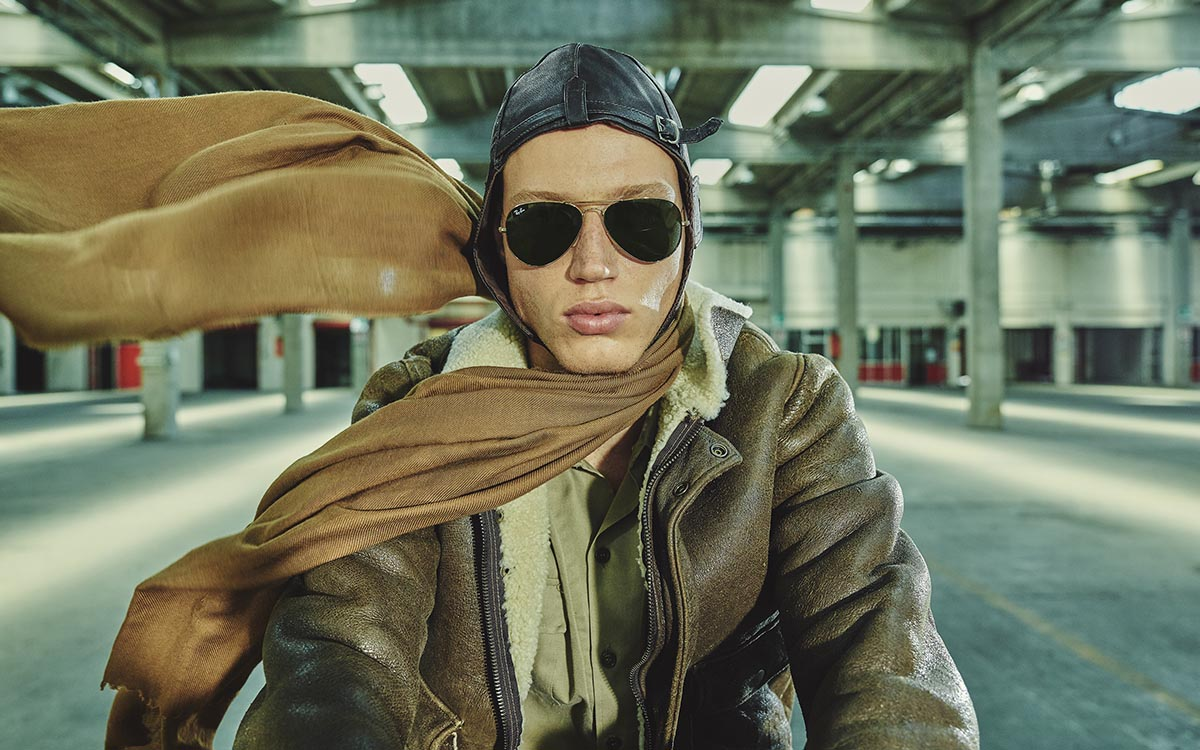 Ray-Ban Just Reissued a 1938 Classic. Here's Where to Find 'Em.