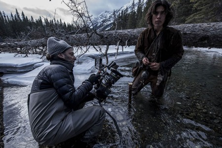 """Revenant"" Doc Goes Behind the Scenes, Avoids Bear Topic"