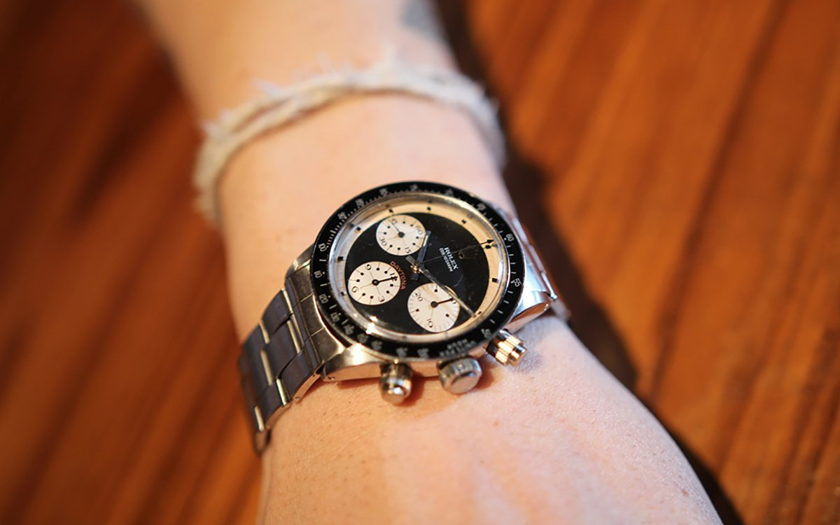 At $375k, This Vintage Rolex Daytona Is a Bargain. Here's Why.