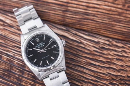 Win a Rolex Air-King. Give It to Your Dad. Or Not.