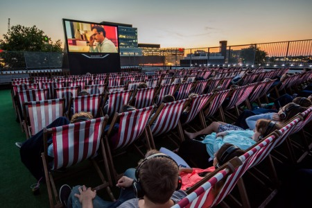 Rooftop Cinema Club Is Here To Save You From Boring Date Nights