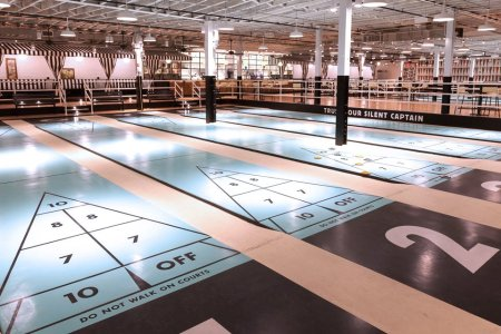 Chicago, We've Got a Shuffleboard Nightclub