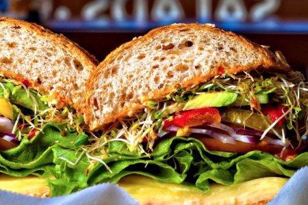 The SF Book of Sandwich, Vol. V: FiDi