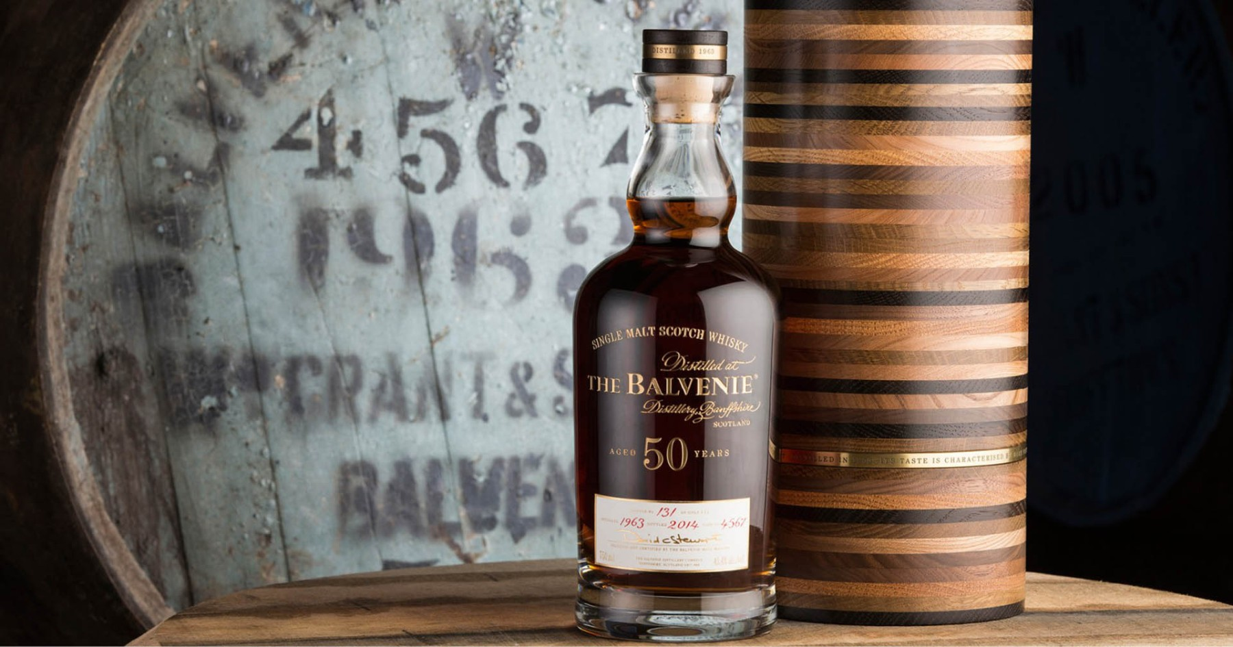 How Much for This 50-year-old Scotch? $1,900 … an Ounce