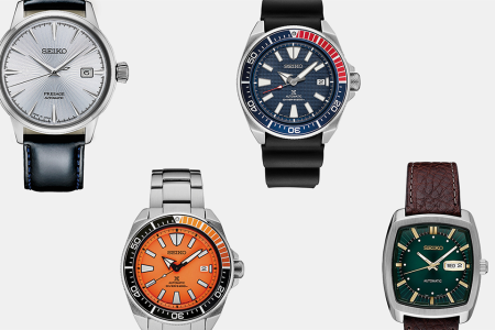 Affordable Seiko Watches