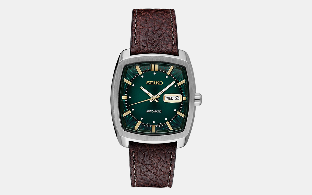 Seiko Green Dial Dress Watch