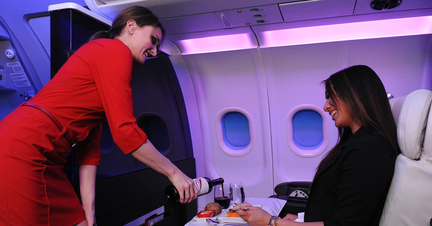 The Top 5 Airlines for Booze, Ranked