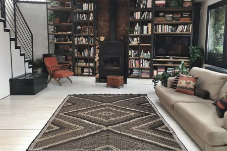 Finally, an Affordable Vintage Rug Shop