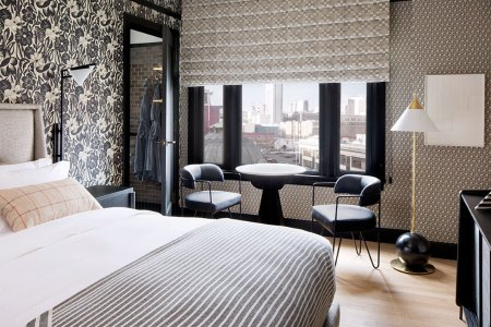 SF's Newest Boutique Hotel Is a One-Stop Killer Date Shop