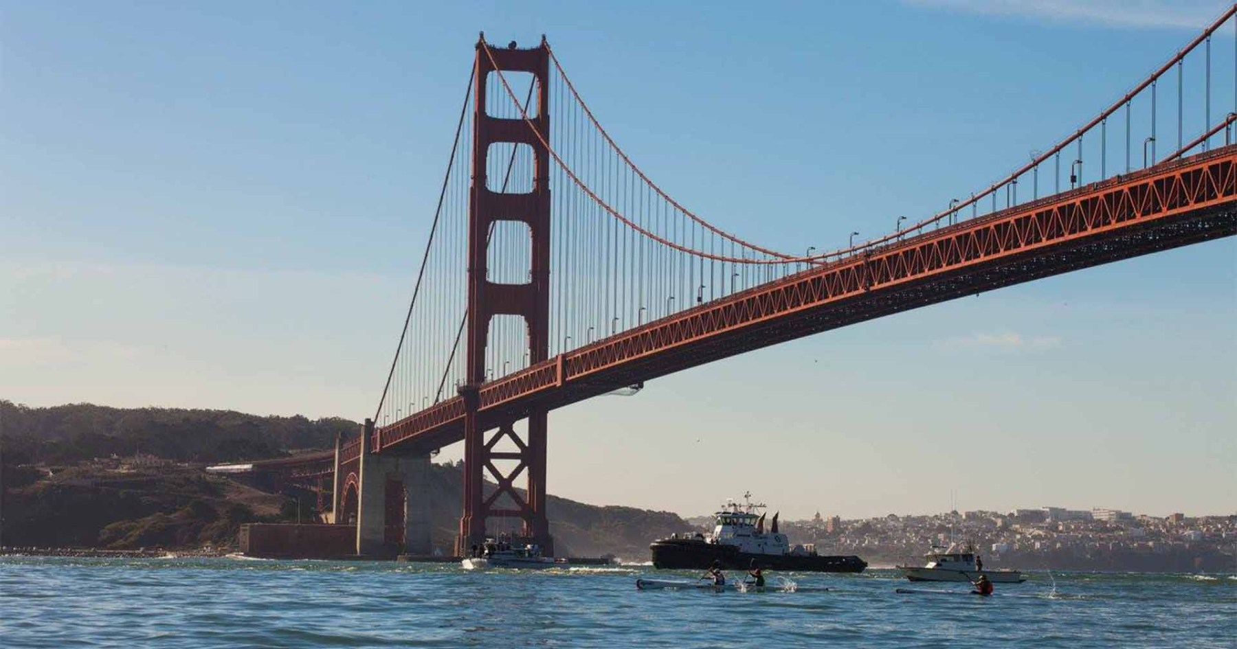 5 Places to Go for a Late-Summer Aquatic Adventure by the Bay