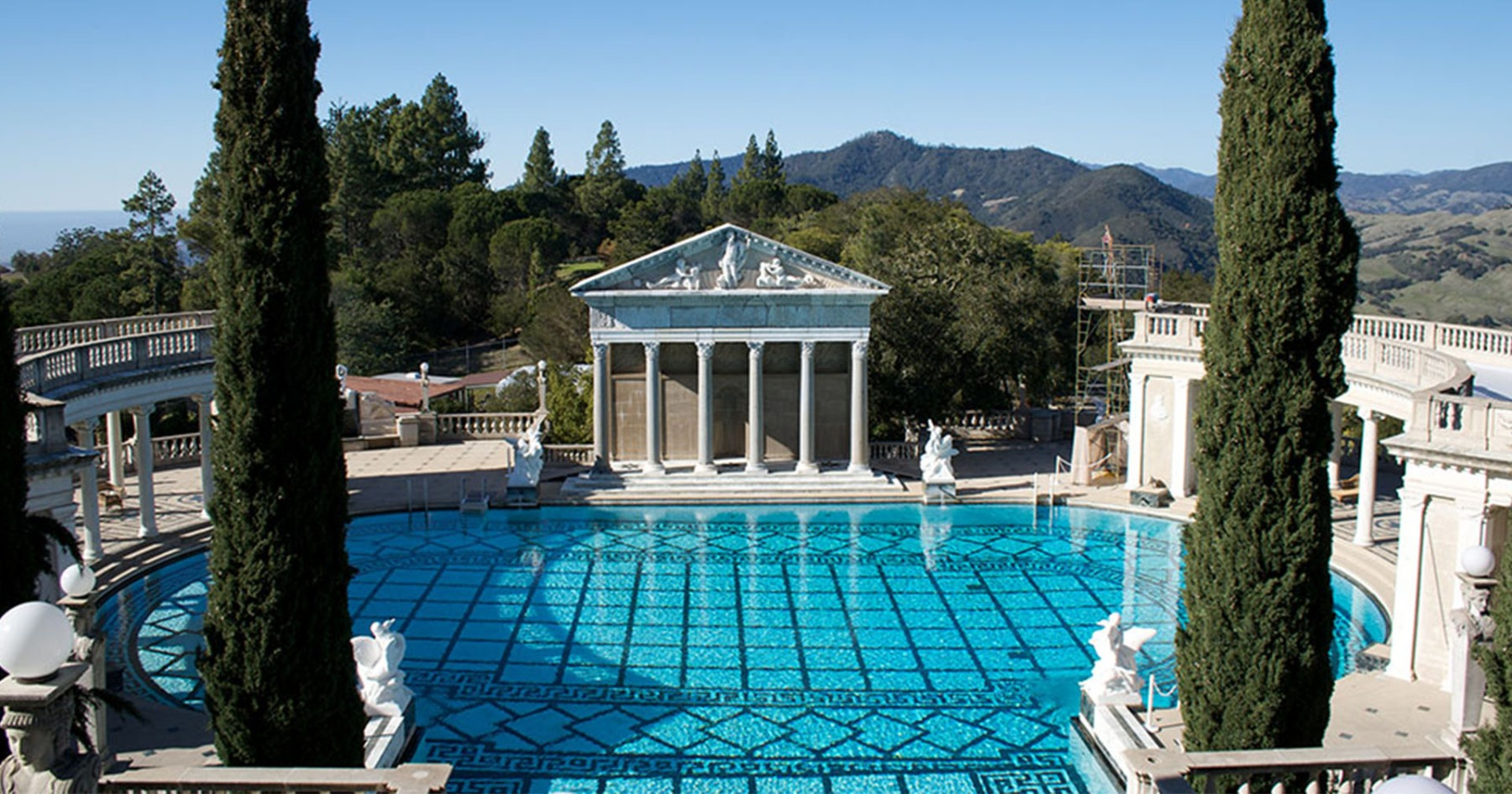 Alcatraz, Hearst Castle and the Bay Area's 5 Most Opulent Event Spaces