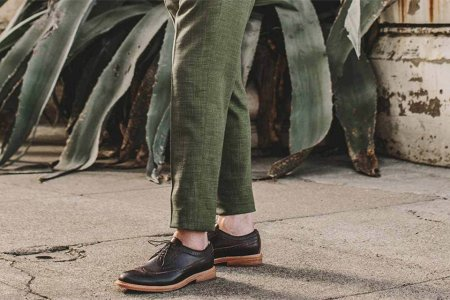 The King of SF Menswear Is Coming for Your Footwear